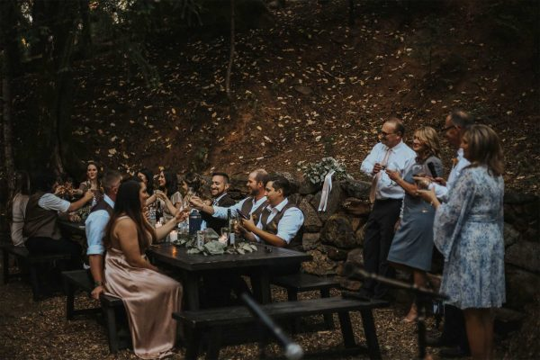 reception-in-the-forest-in-Camino